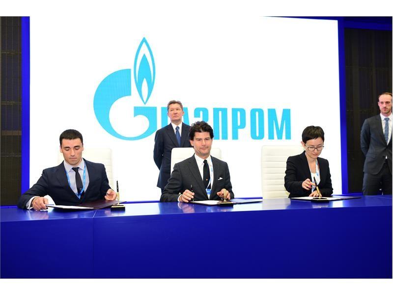 IVECO, «Газпром СПГ технологии» и «Автомобильная компания — Мостранс» договорились развивать коммерческий транспорт на СПГ в России