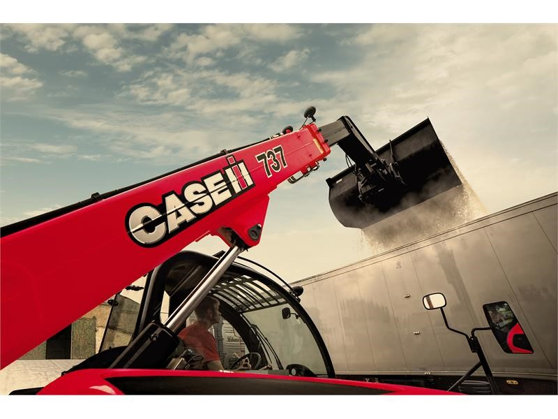 Farmlift telescopic loader capability and specification boosted