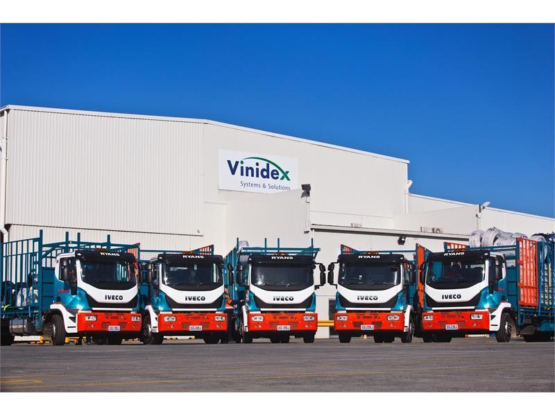 Tech-laden Eurocargo fleet no pipe dream for Ryans Group