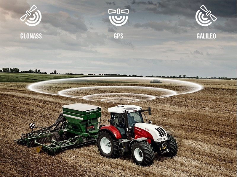 STEYR S-GUIDE: MAXIMUM PRECISION EVERY TIME WITH GALILEO