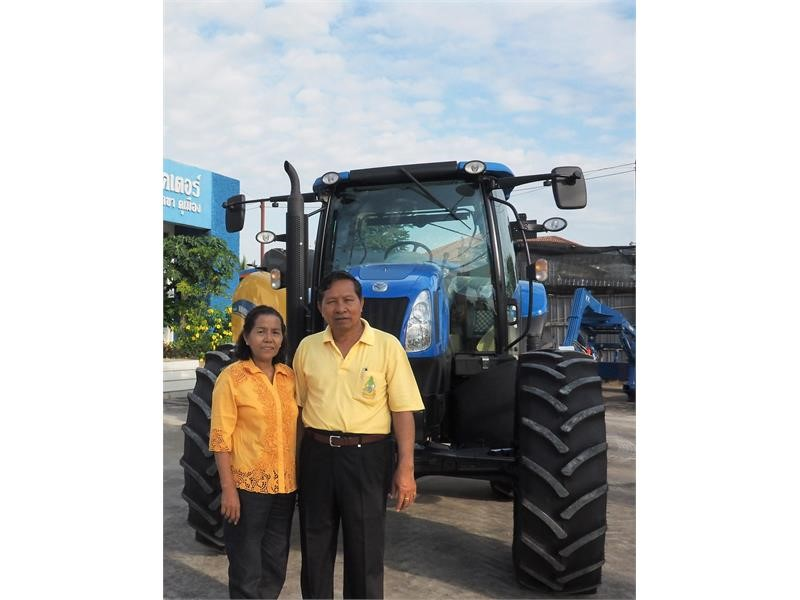 New Holland dealer's business is a family success story