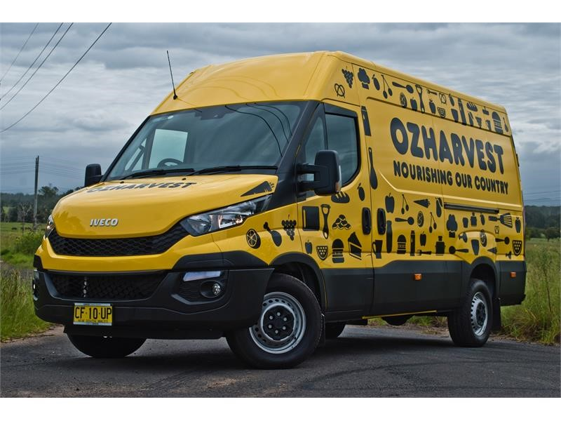 IVECO Daily vans help distribute fresh food to charities across Australia: the latest installment of Top Stories on CNHIndustrial.com