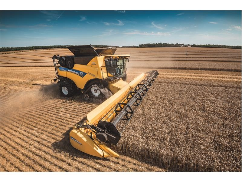 New Holland award-winning innovations win ASABE AE50 Awards for 2019