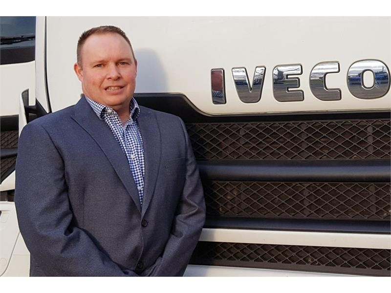 New General Manager appointed to lead IVECO Retail dealer group