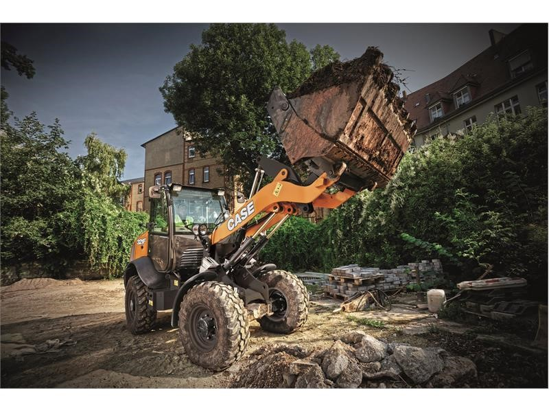 CASE Construction Equipment at Bauma 2019