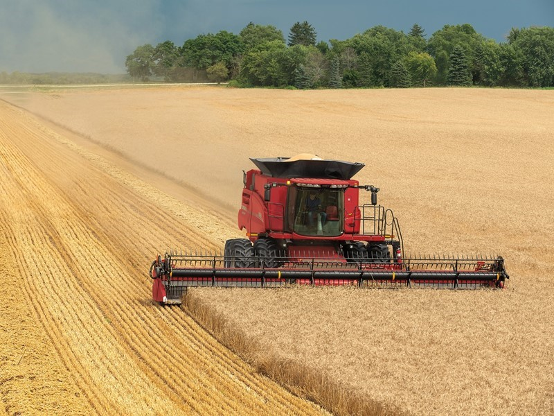 Case IH Bolsters Its Draper Head Lineup With 3100 Series II Models