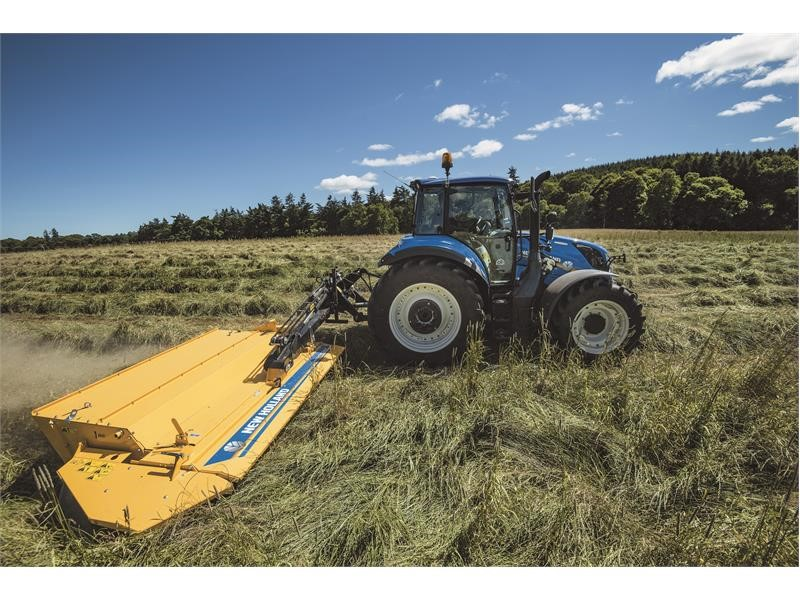 New Holland presents extended offering of implements at SIMA 2019