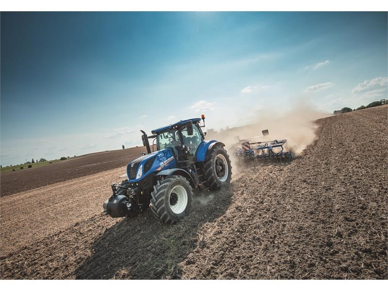 CNH Industrial Newsroom : EUROPE > NEW HOLLAND AGRICULTURE