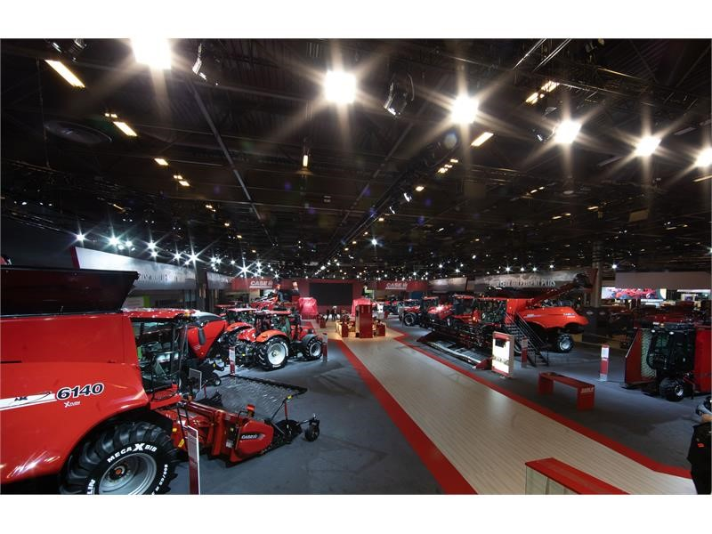 Case IH shows its latest innovations at SIMA