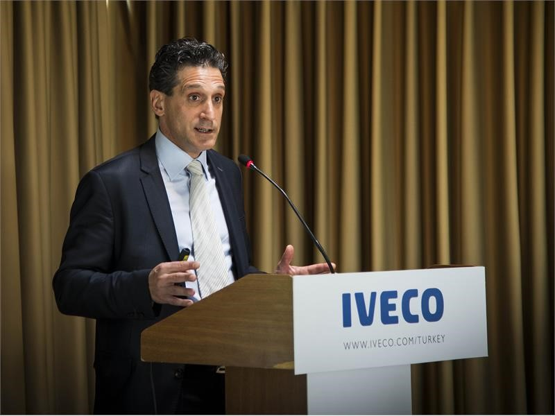 IVECO appoints Roberto Camatta as Business Director in Russia