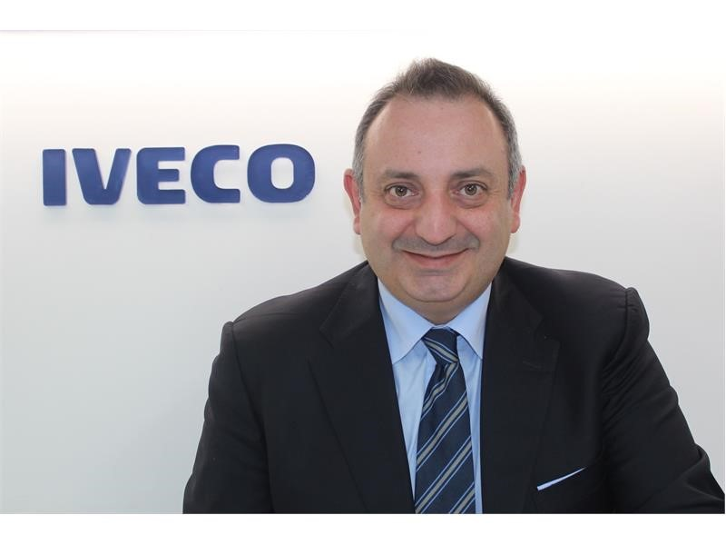 IVECO appoints new Business Director for South East Asia