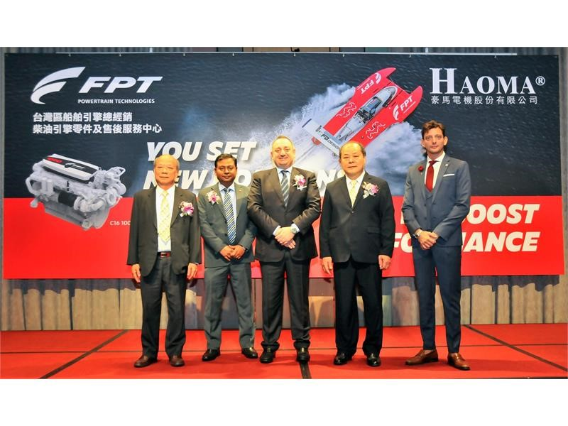 FPT Industrial appoints new distributor in Taiwan