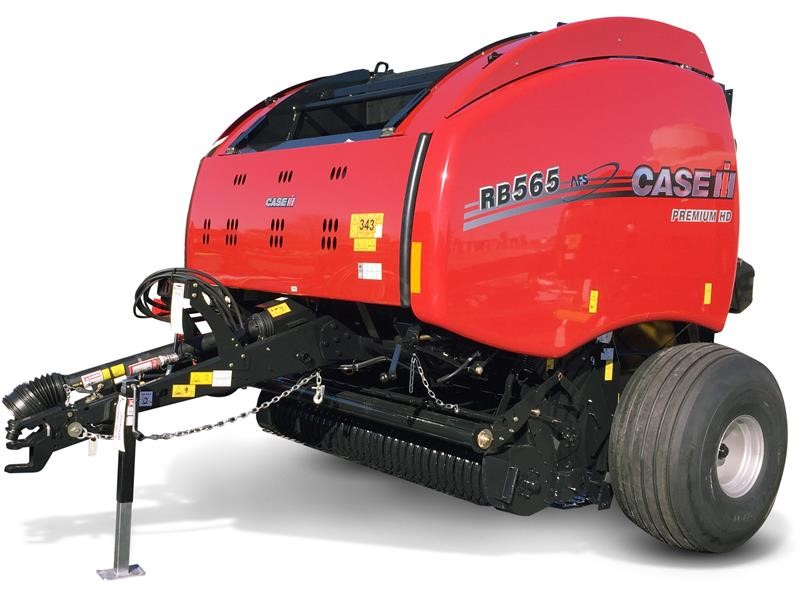Case IH Bolsters RB5 Round Baler Series Lineup With Premium HD Addition