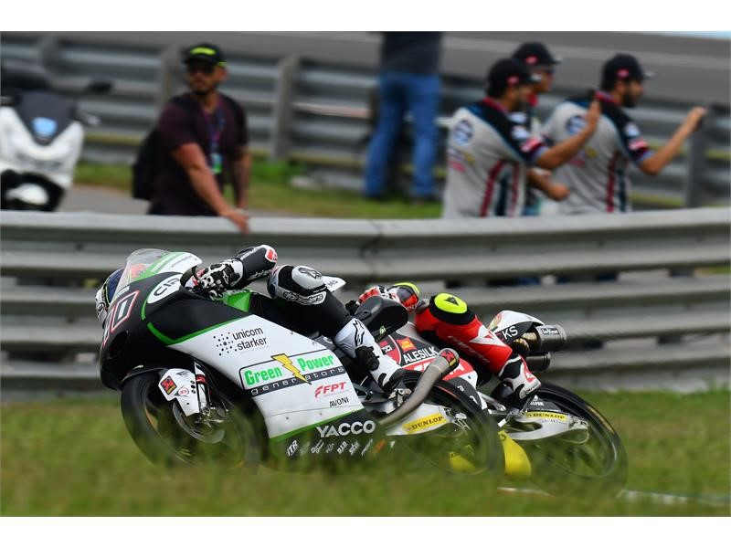 FPT INDUSTRIAL SPONSORS CIP GREEN POWER TEAM AT MOTO3 WORLD CHAMPIONSHIP