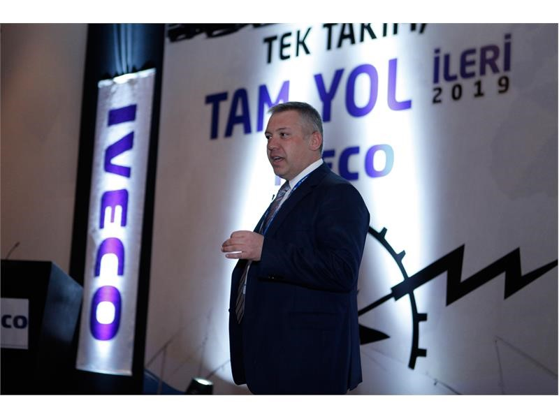 IVECO appoints Hakkı Işınak as Business Director in Turkey and K. Koray Kursunoglu head of High Growth Markets Asia, Middle East & Africa