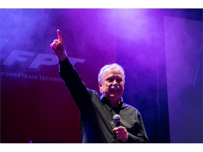FPT INDUSTRIAL PARTNERS WITH GIORGIO MORODER FOR A SPECIAL EVENT IN MUNICH