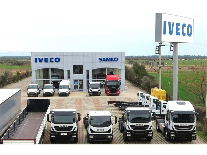 IVECO opens new sales and service premises in Antalya