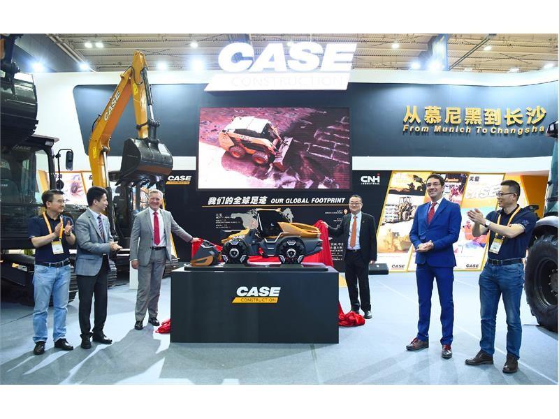 从慕尼黑到长沙,智能驱动时代 - 凯斯创新虔行 凯斯工程机械亮相2019中国(长沙)国际工程机械展览会