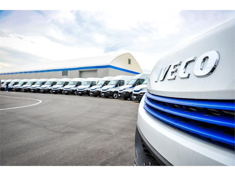 Centrosinergija invests in IVECO Daily Natural Power to advance its environmental credentials