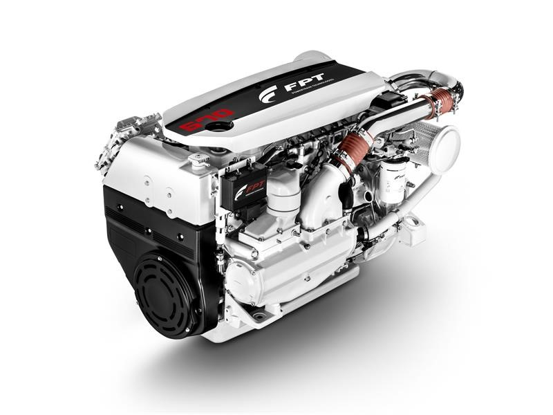 FPT INDUSTRIAL LEADS VENICE BOAT SHOW WITH ITS LATEST MARINE ENGINES