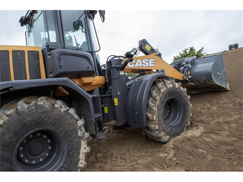 CASE Construction Equipment plays key role in Goodwood Festival of Speed set-up