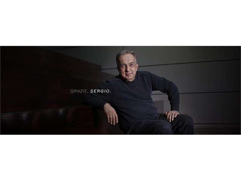 Statement from John Elkann on the One-year Anniversary of the Loss of Sergio Marchionne, Tomorrow July 25