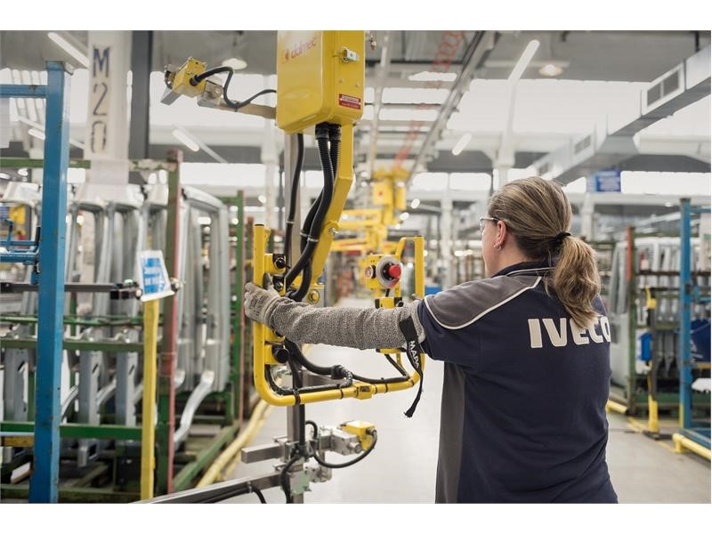 The Energy-Efficient Production Line: the latest Top Story available on CNHIndustrial.com
