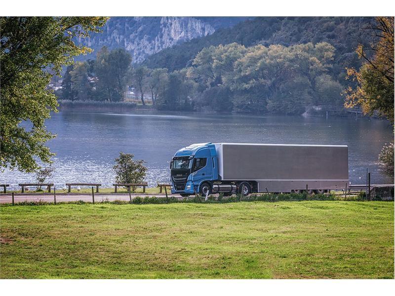 Компания IVECO представит на выставке COMTRANS 2019 полную линейку автомобилей на природном газе, уже сегодня доступных на российском рынке