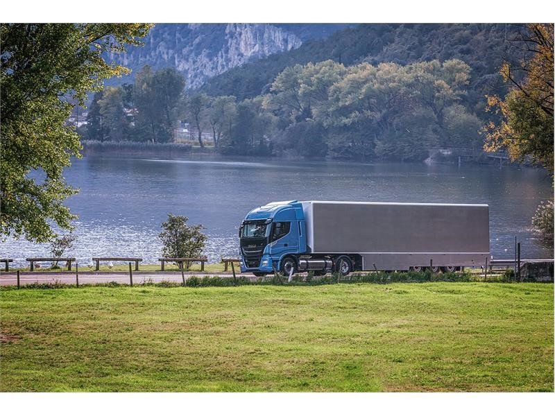 IVECO to showcase its full range of natural gas vehicles available for Russian customers at COMTRANS 2019
