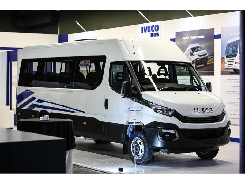 IVECO BUS exhibits at Southern African Bus Operators Association Conference 2019
