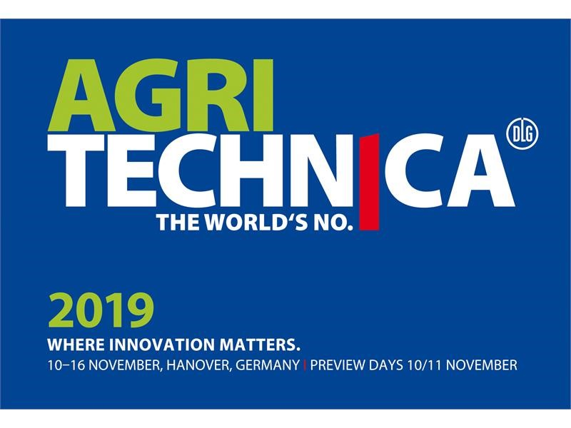 CNH Industrial agricultural brands lead at Agritechnica 2019