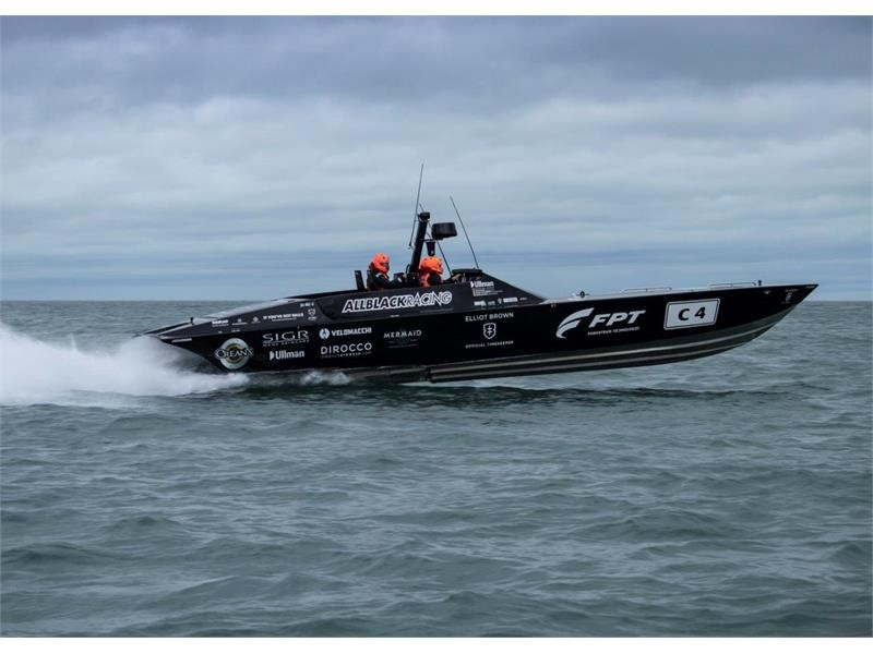 "FPT INDUSTRIAL PROMOTES POWERBOAT RACING WITH THE NEW ""FPT ALLBLACK TROPHY"""