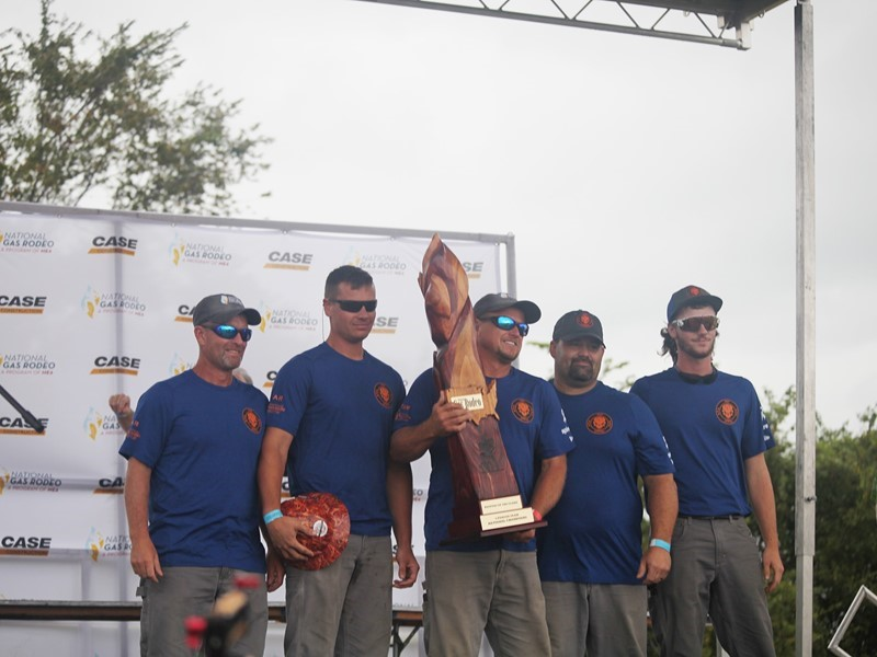 Methane Rangers, Dirt Demons Bring Home National Gas Rodeo Championship Trophies