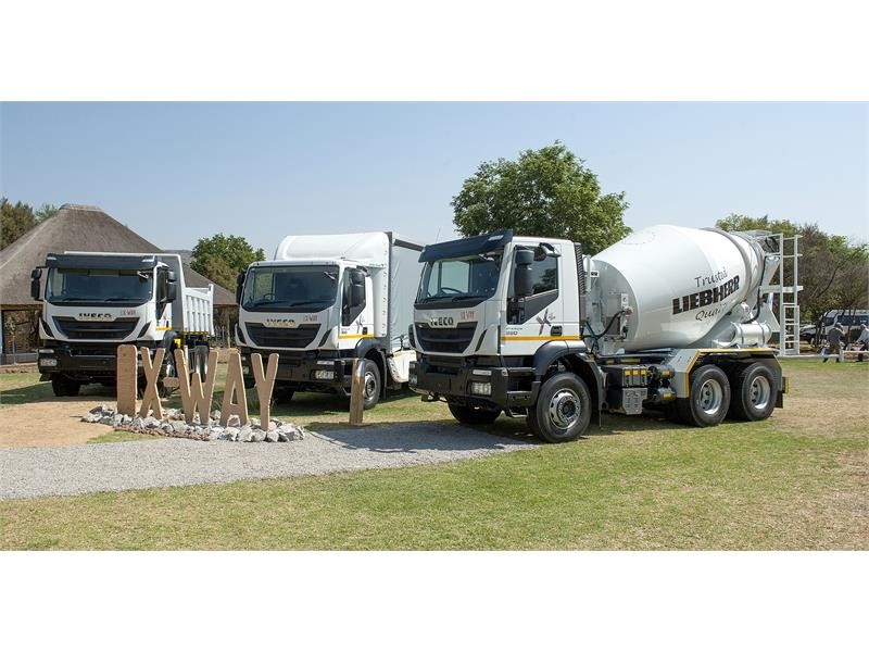 IVECO launches new X-WAY range dedicated to light off-road missions in South Africa