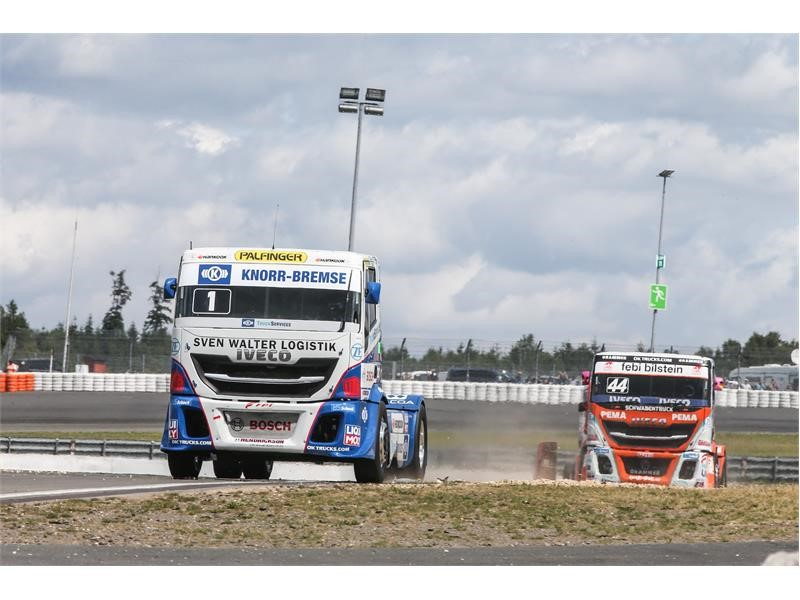 FPT INDUSTRIAL GAINS TWO TITLES AT THE FIA EUROPEAN TRUCK RACING CHAMPIONSHIP 2019