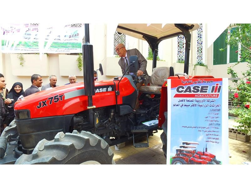 Case IH appoints Techno Green for Import to distribute its farm equipment range in Yemen