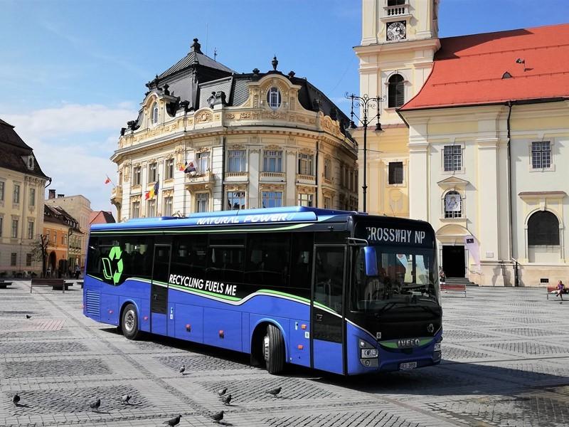 IVECO BUS третий год подряд получает награду «Устойчивый автобус года» (Sustainable Bus of the Year): в этот раз почетным званием награжден междуго...