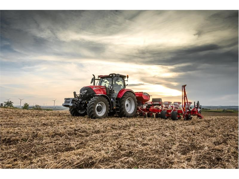 New family look for revised Case IH Puma 140-240 tractors highlights comfort and operation upgrades