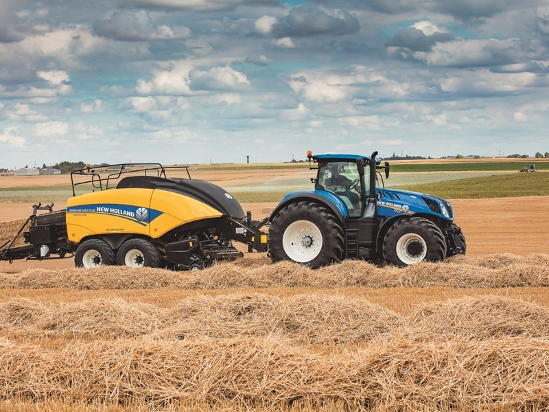 New Holland introduces new generation Loop Master™ knotter on BigBaler Plus