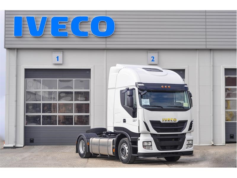 IVECO Dealership in Bryansk successfully closes first year of activity, meeting the region's demand for its advanced, co
