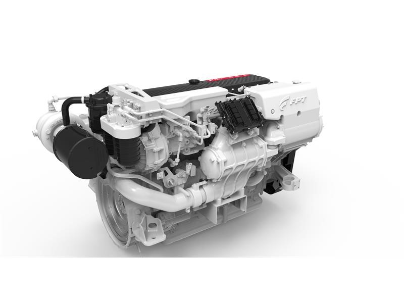 FPT INDUSTRIAL EXPANDS MARINE LINEUP WITH TWO NEW ENGINES FOR COMMERCIAL APPLICATIONS