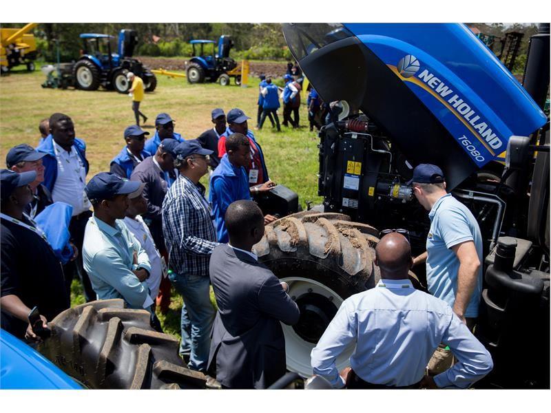 纽荷兰在肯尼亚举办2019东非训练营