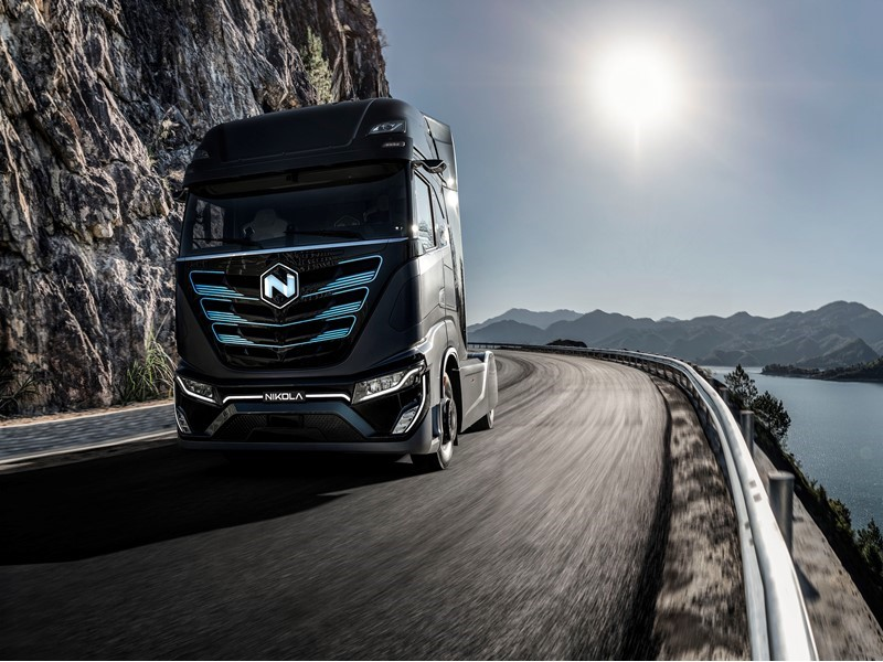 FPT INDUSTRIAL, IVECO, AND NIKOLA LAUNCH THEIR PARTNERSHIP TO ACHIEVE ZERO-EMISSIONS TRANSPORT