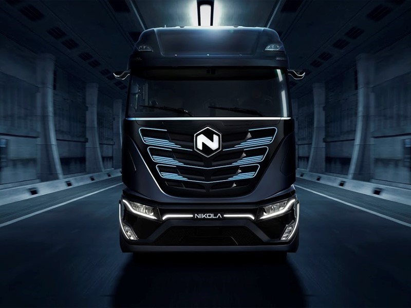 FPT INDUSTRIAL, IVECO AND NIKOLA MOTORS UNVEIL THE NIKOLA TRE PROTOTYPE