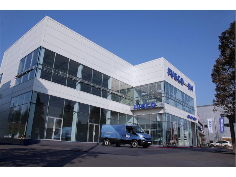 IVECO opens its first full-range commercial vehicle showroom in Incheon, South Korea