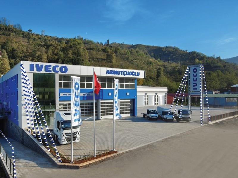 IVECO inaugurates new authorized workshop in Trabzon