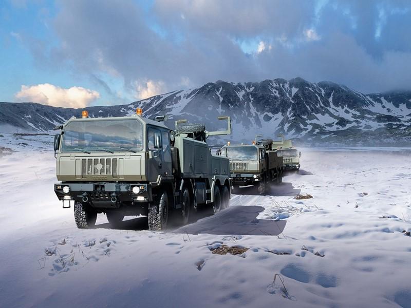 Iveco Defence Vehicles передаст Министерству обороны Румынии 942 грузовых автомобиля: это первая партия в рамках контракта на поставку 2900 транспо...