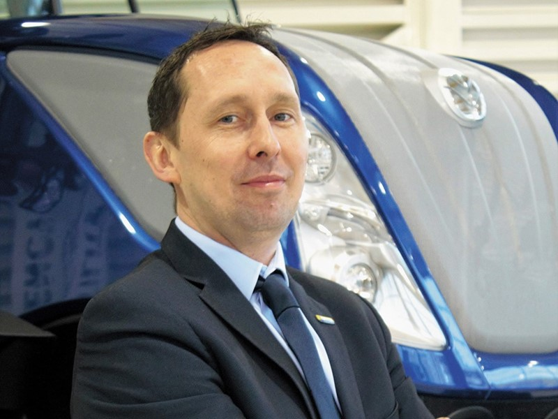 New Holland announces Senior Leadership change in Europe