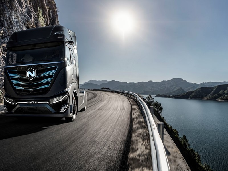 CNH Industrial brands IVECO and FPT together with Nikola Motor Company announce future Nikola TRE production in Ulm, Germany