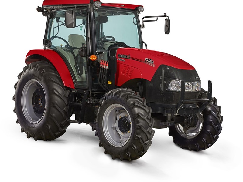 Case IH Adds New Models to Lineup of Farmall Utility A Series Tractors
